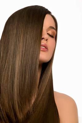 ухоженные волосы - обязательный атрибут каждой женщины