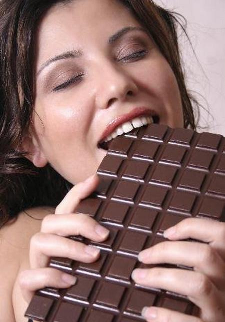 шоколадные сладости