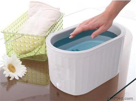 парафиновые ванны для рук