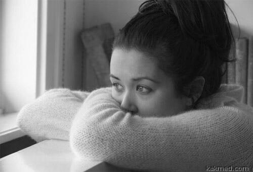 депрессия у девочки