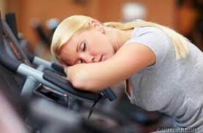 последствия хронической усталости