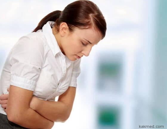 боли при язве желудка