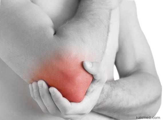 Это не обязательно могут быть заболевания самого сустава и окружающих его мягких тканей, но и патологии
