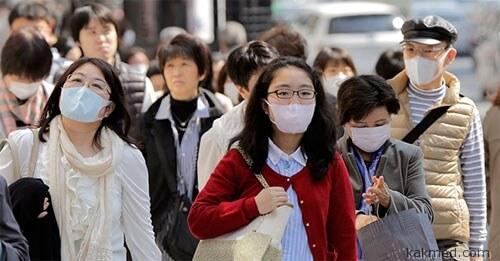 Новый штамм птичьего гриппа в Китае