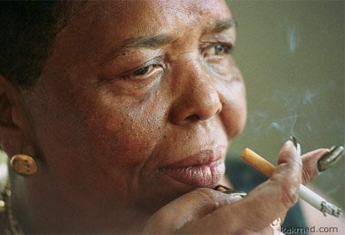 Курящие женщины в борьбе со стрессами