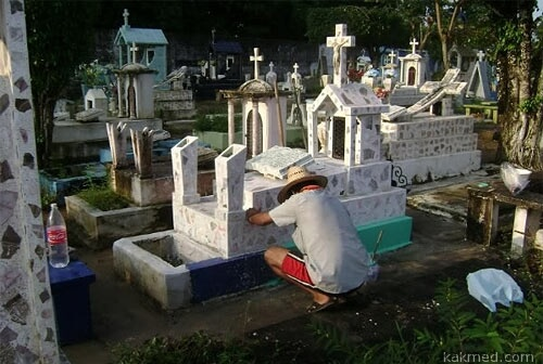 От чего умирают мексиканцы