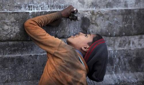 Дефицит пресной воды в Индии