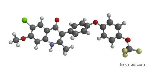 Новое лекарство от малярии