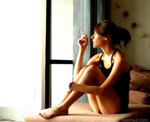 Курение натощак самое опасное