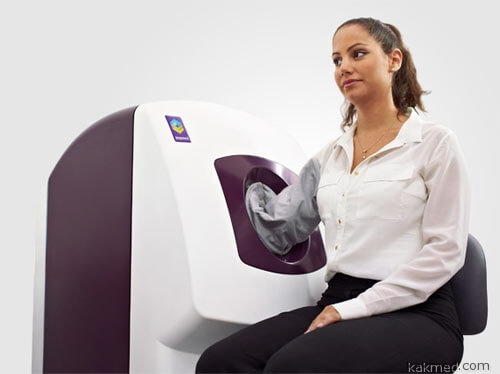 Новый компактный томограф