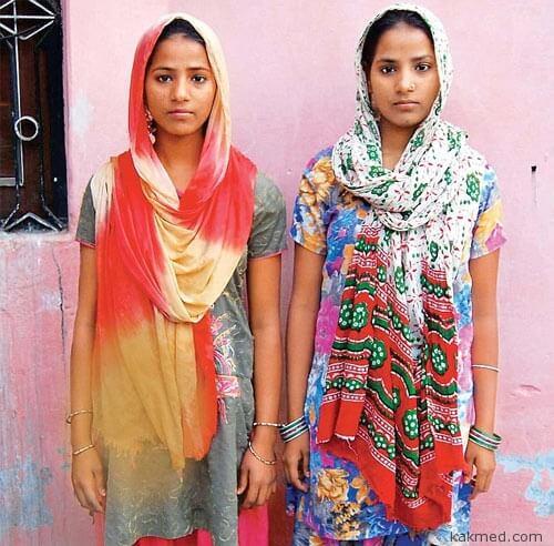 Обычные жители необычной индийской деревни