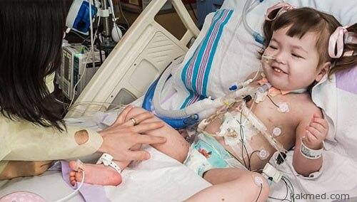 Необычная пациентка после операции