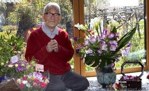 Кимура-сан, живите до 200 лет
