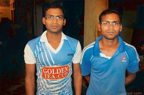 Село близнецов в Индии