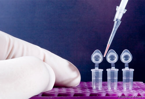 Тест на генетическую мутацию