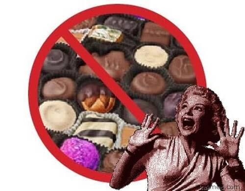 Я не ем шоколад