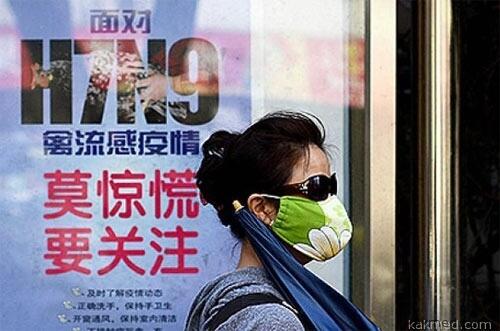 Птичий грипп от человека к человеку