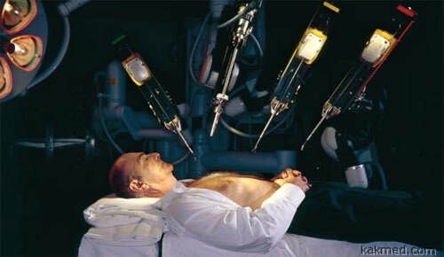 Робот хирург