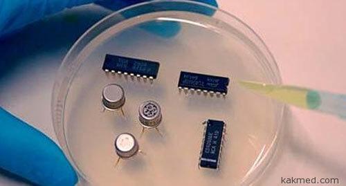 Израильский биологический компьютер