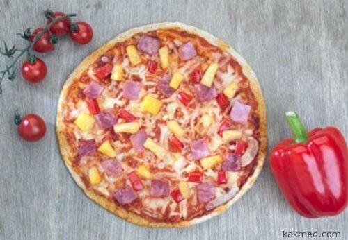 Секретные компоненты новой пиццы