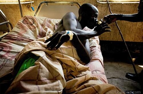 Малярия как проблема мира