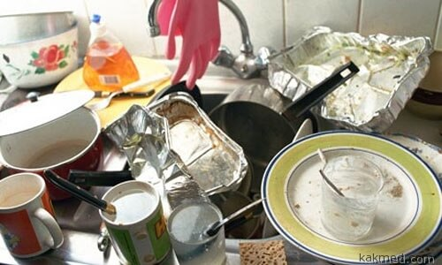 Офисная кухня - рассадник патогенов