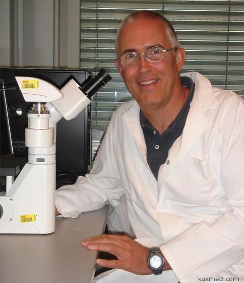 Профессор Ауверкс занимается долголетием у червей