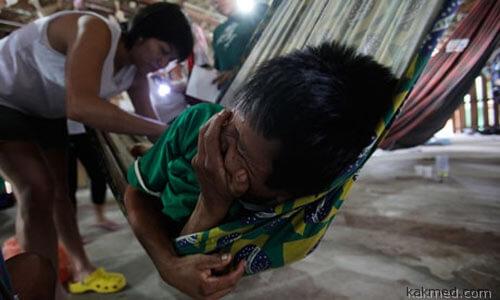 Бразильская глубинка врачей не хватает