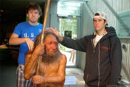 Неандертальцы и не-андертальцы