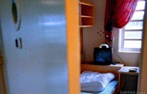 Украдкой в шведскую тюрьму заглянем