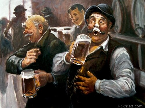 Культура пьянства
