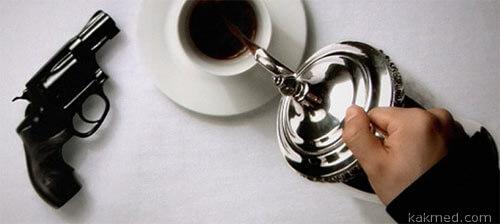 Кофе против суицида