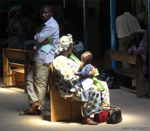 Поможем Африке с детьми
