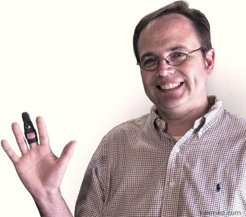 Протез пальца домашний, США