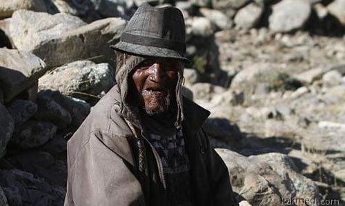 Очередной самый старый человек