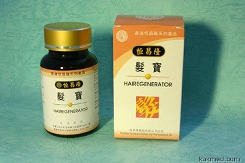 Ртутное снадобье для волос, китайский яд