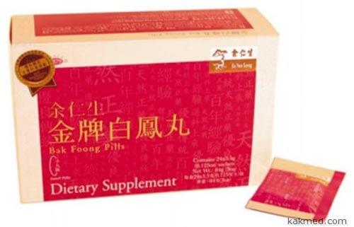 Свинцовые таблетки из Китая