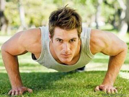 Физкультура - лучший способ улучшить метаболизм