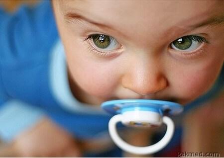зубки у ребенка