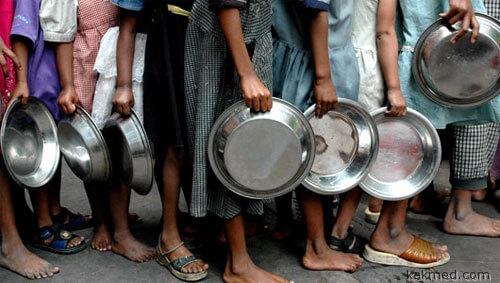 Недоедание в 21 веке