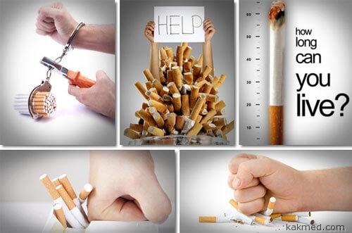 Даже если бросить курить