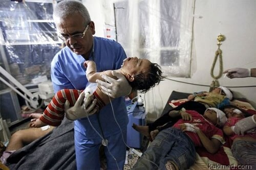 Сирийское здравоохранение сегодня
