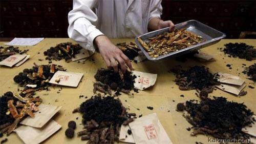 Загадочные китайские травки