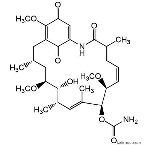 Гельдамицин