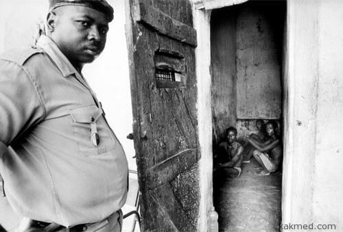 Мадагаскар тюрьма