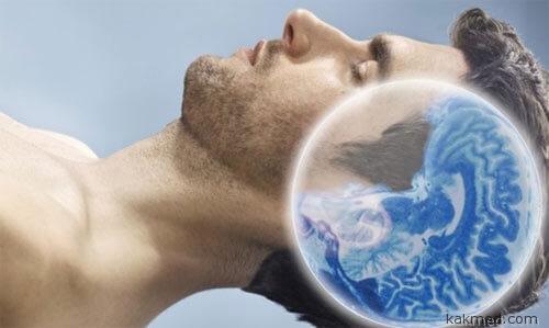 Во сне мозг очищается от шлаков