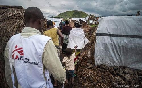 Вспышка бешенства в Конго