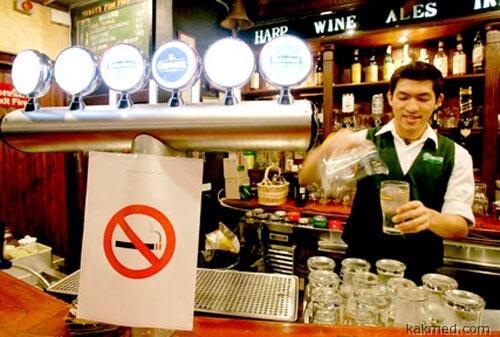 Выгоден ли запрет на курение?
