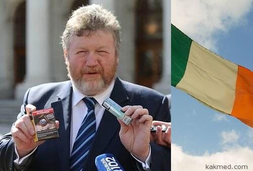 Ирландия без табака