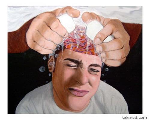 Натуральная промывка мозгов